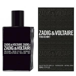 Zadig & Voltaire This Is Him! EdT