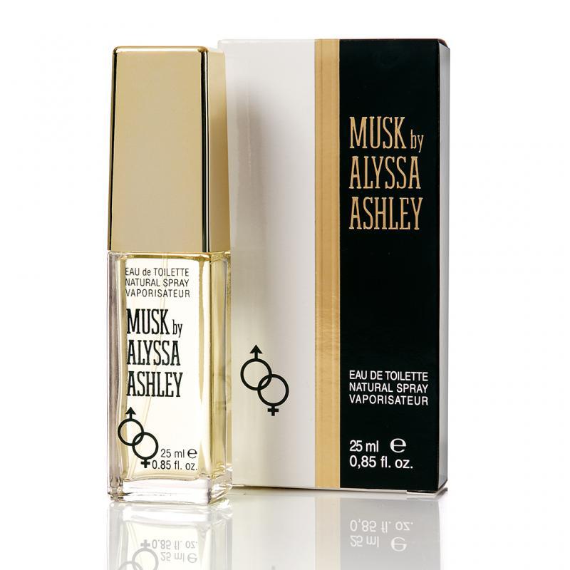 Alyssa Ashley Musk EdT Spray