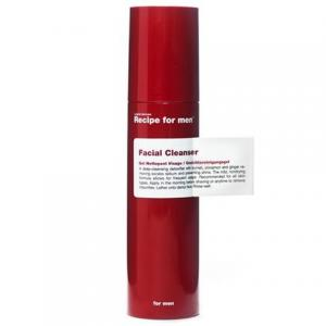 Recipe For Men Facial Cleanser
