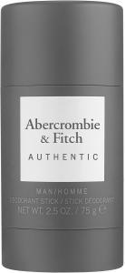 A&F Authentic Men Deo Stick 75g
