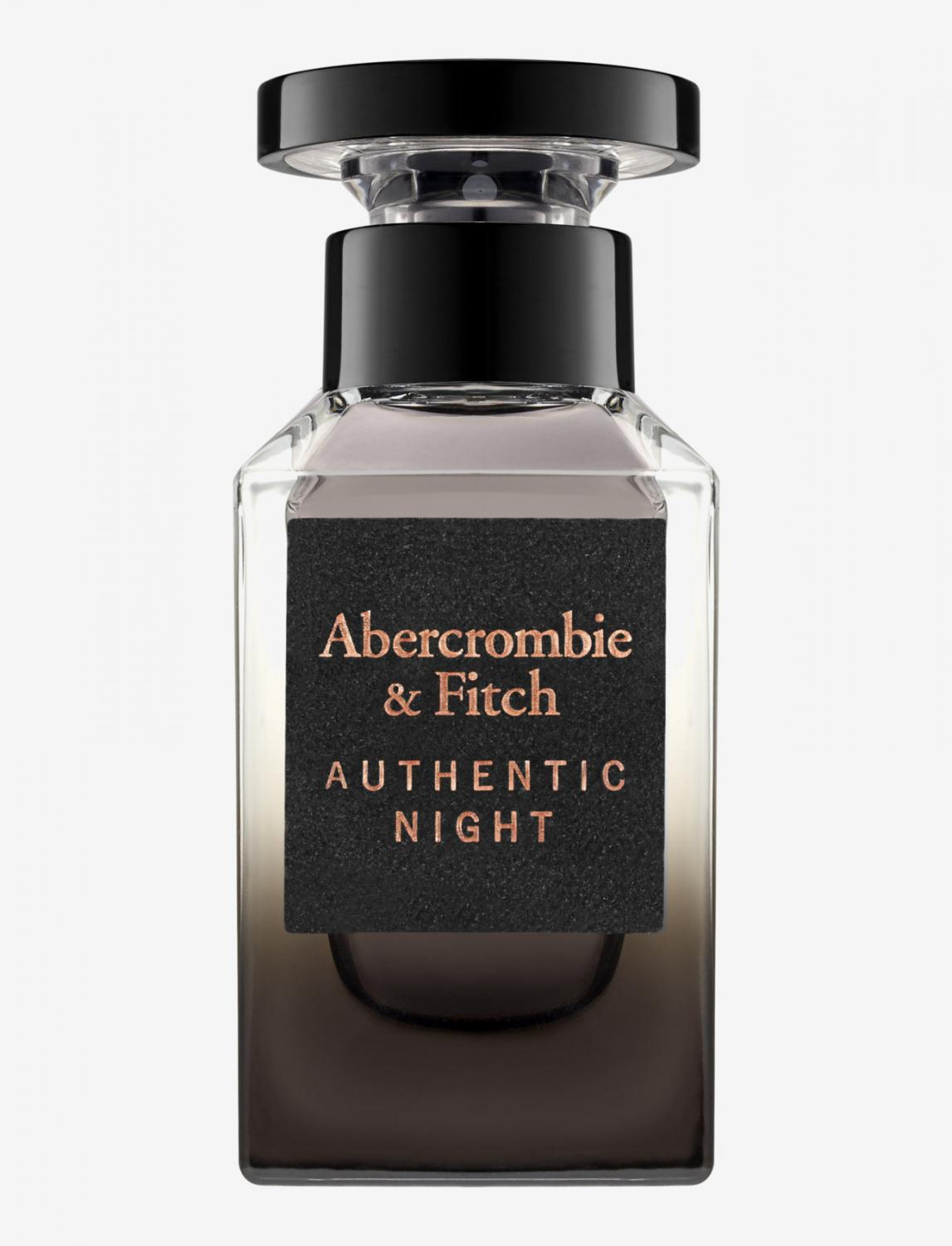 Abercrombie & Fitch Authentic Night Men EdT 50 ml