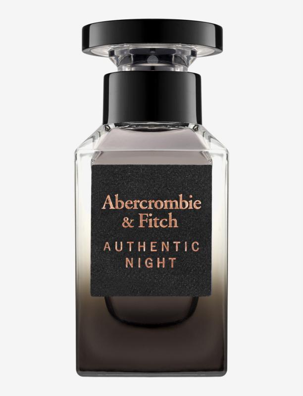 Abercrombie & Fitch Authentic Night Men EdT 50 ml