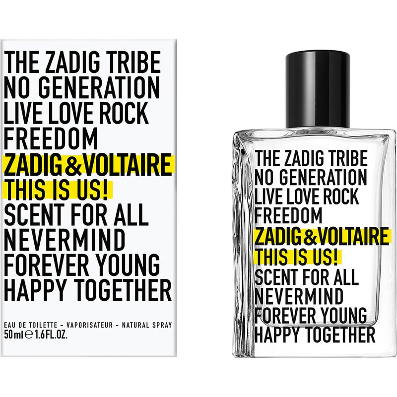 Zadig & Voltaire This Is Us! EdT