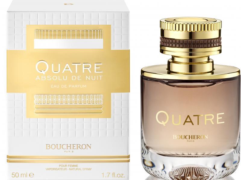 Boucheron Quatre Absolu De Nuit Femme Edp 50 ml