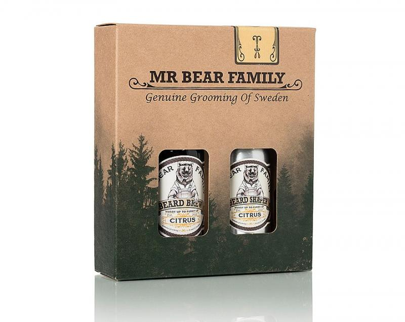 Mr Bear Family Kit Brew & Shaper