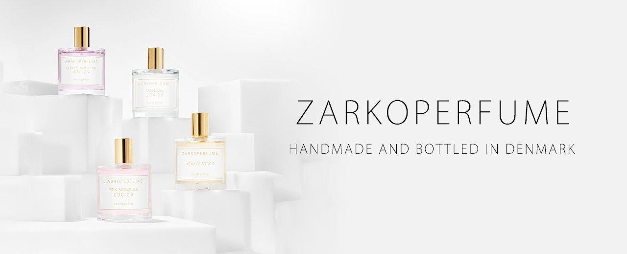 Låt oss presentera vårt nya fantastiska doftvarumärke ZarkoPerfume!