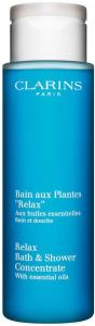 Clarins Relax Bath & Shower Concentrate 200 ml
