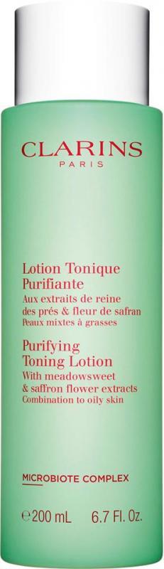 Clarins Purifying Toning Lotion