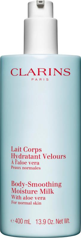 Clarins Body-Smoothing Moisture Milk 400 ml
