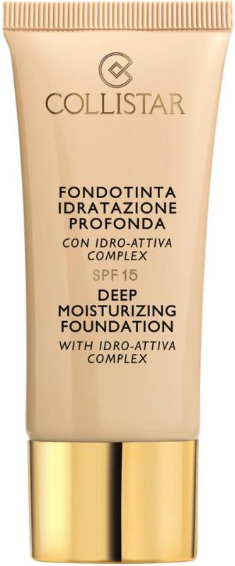 Collistar Deep Moisturizing Foundation SPF 15