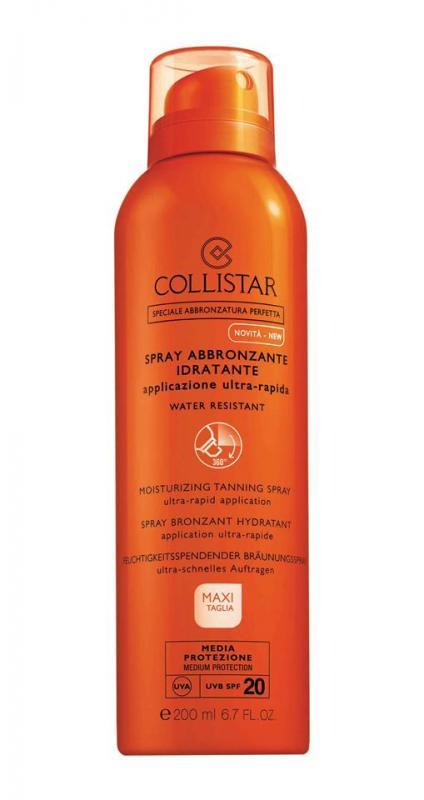 Collistar Moisturizing Tanning Spray SPF 20/30