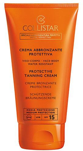 Collistar Protecting Tanning Cream SPF 15