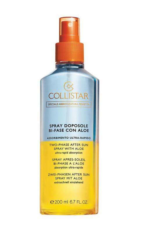 Collistar Two-phase Aftersun Spray With Aloe
