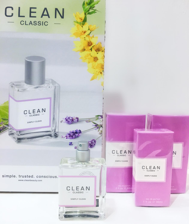 Ny doft från Clean!