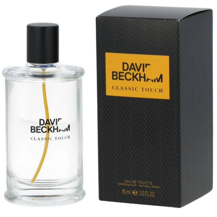 David Beckham Classic Touch EdT 90 ml