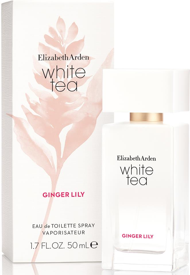 Elizabeth Arden White Tea Ginger Lily EdT