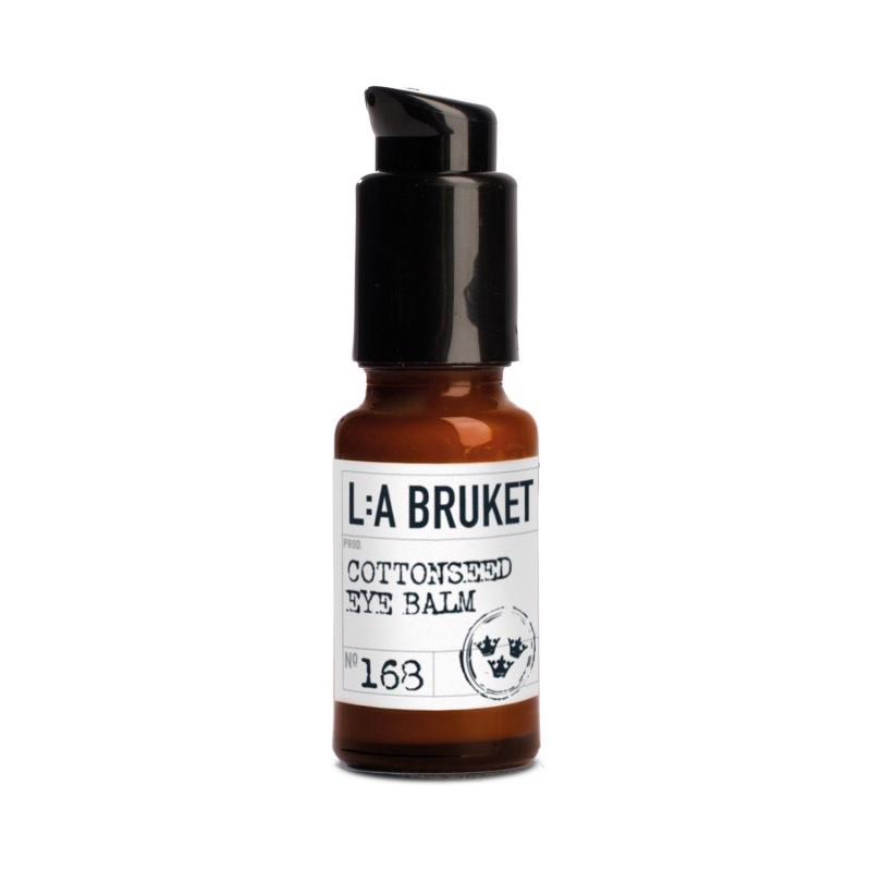L:a Bruket Ögoncrème Bomullsfröolja