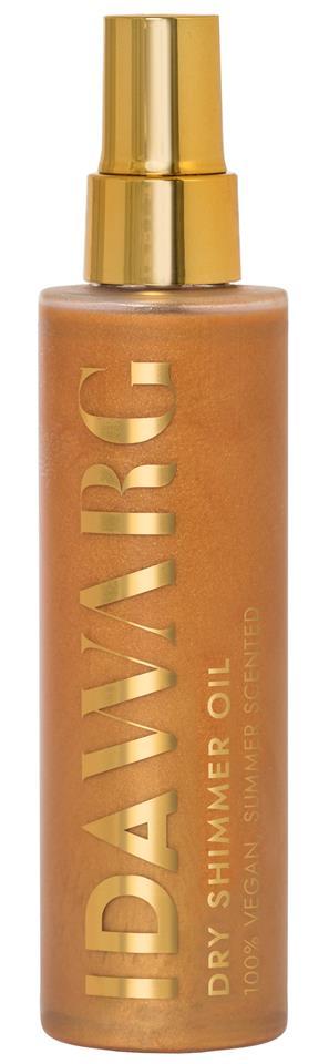 Ida Warg Dry Shimmer Oil 100 ml