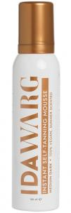 Ida Ward Instant Self Tanning Mousse Medium Dark 150 ml