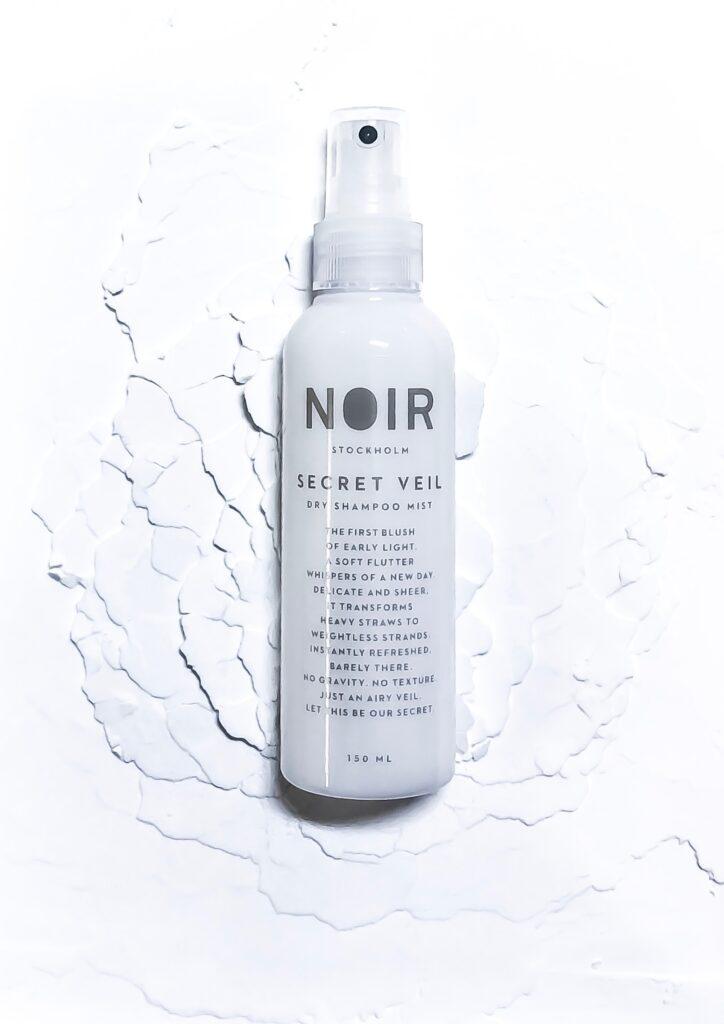 Noir Secret Veil Dry Shampoo Mist är här!
