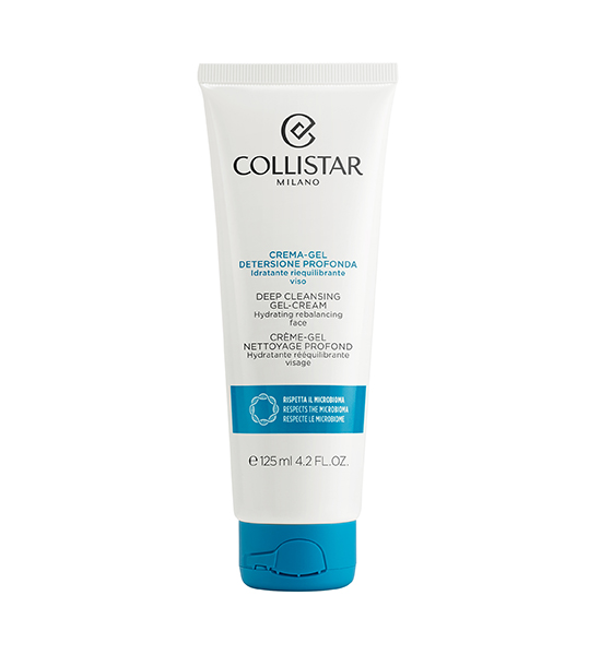 Collistar Deep Cleansing Gel-Cream