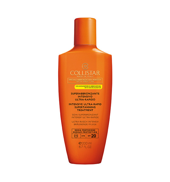 Collistar Intensive Ultra-Rapid Supertanning Treatment SPF 20