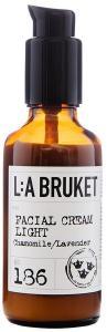 L:a Bruket Ansiktscrème Light Kamomill/ Lavender