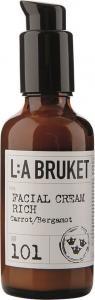 L:a Bruket Ansiktscrème Rich Morot/ Bergamott