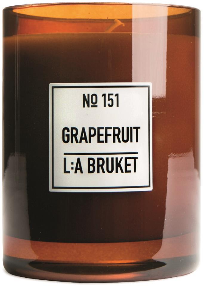 L:A Bruket Doftljus Grapefruit 260g