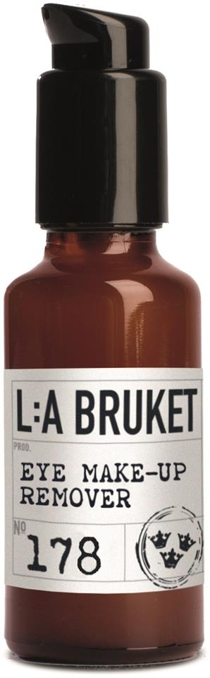 L:A Bruket Eye Make-up Remover 50ml
