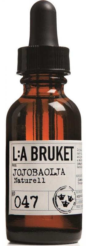 L:A Bruket Jojoba Oil Naturell 30ml