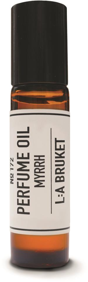 L:A Bruket Perfume Oil Myrrh 10ml