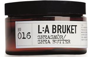 L:A Bruket Sheasmör naturell 100ml