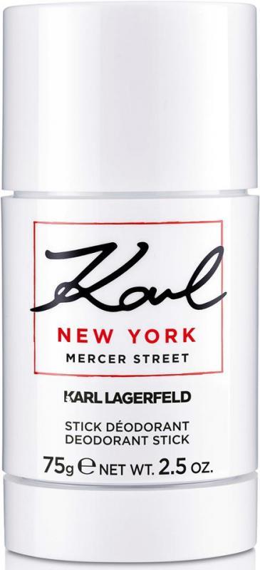 Karl Lagerfeldt New York Mercer Street Deodorant Stick 75 g