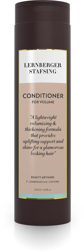 Lernberger Stafsing Conditioner For Volume 200 ml