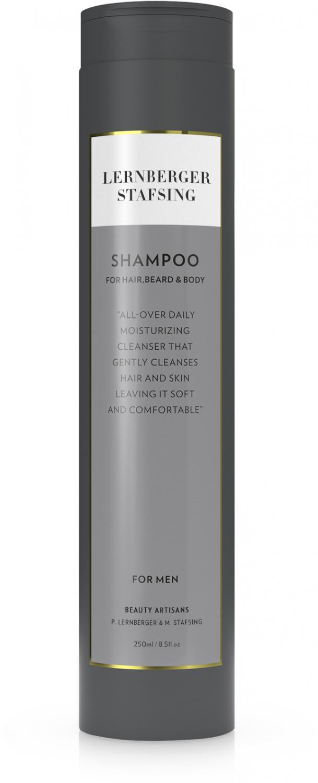 Lernberger Stafsing Shampoo For Hair Beard & Body 250 ml