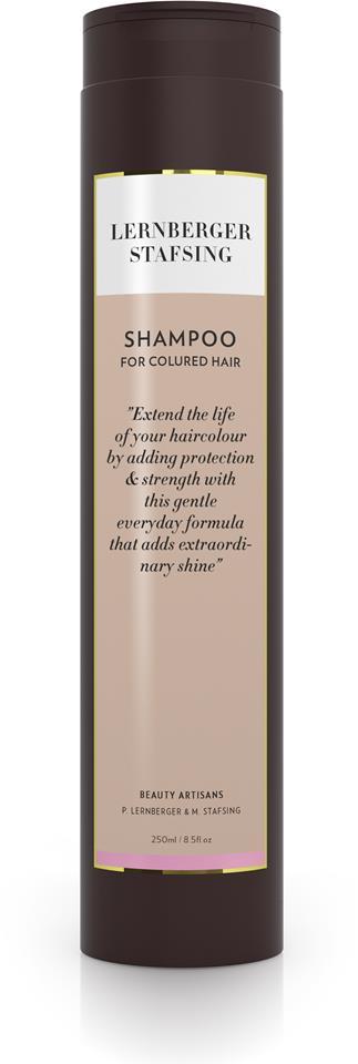 Lernberger Stafsing Shampoo For Coloured Hair 250 ml