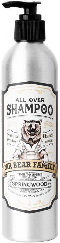 Mr Bear All over Shampoo 250 Ml