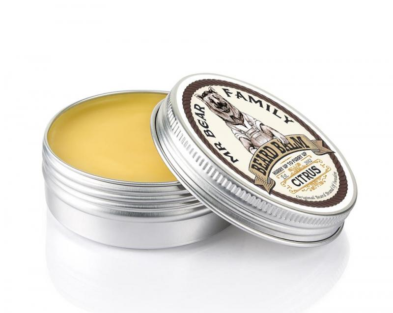 Mr Bear Beard Balm