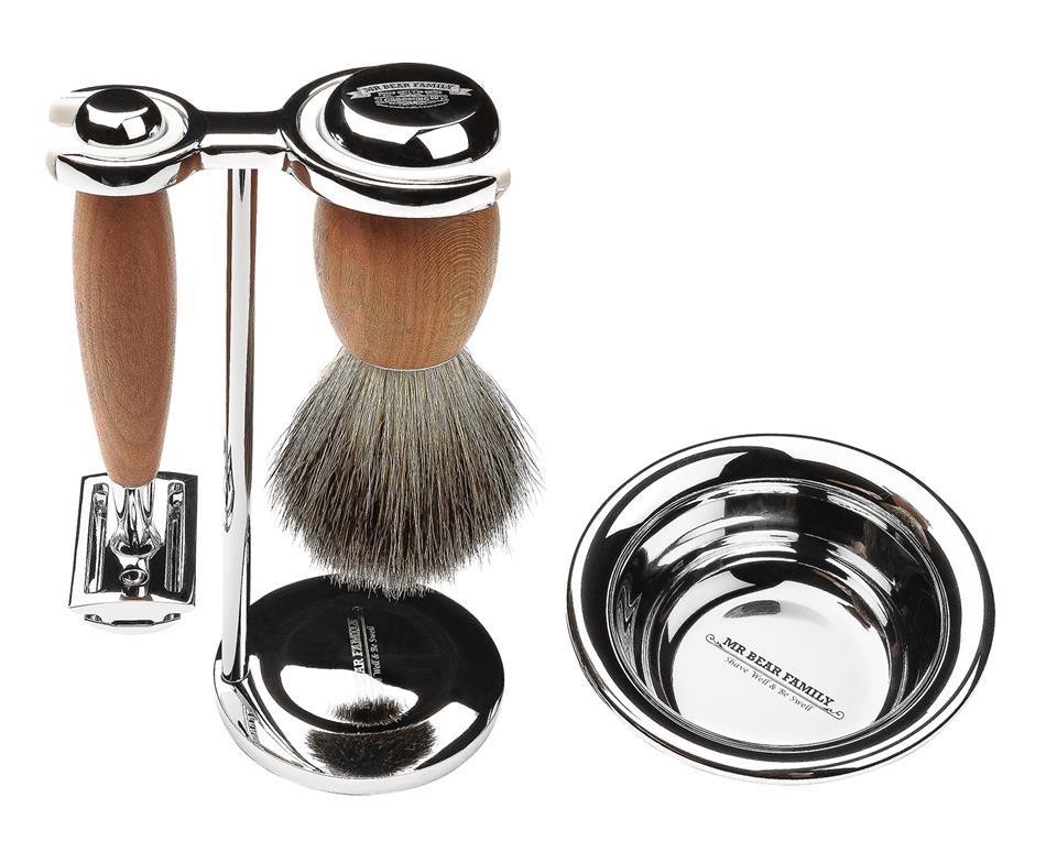 Mr Bear Shaving Kit