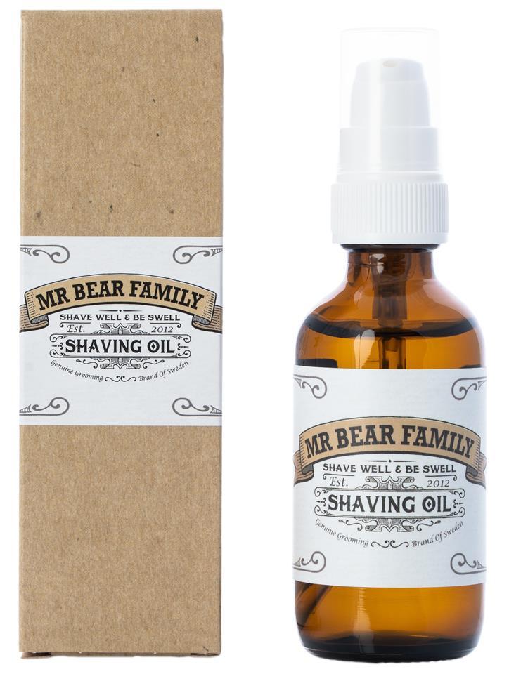 Mr Bear Shaving Oil 60 ml