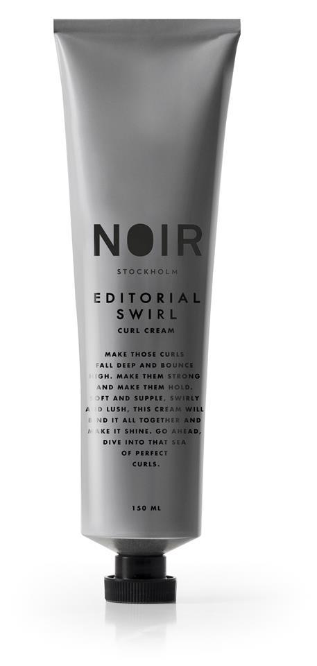 Noir Editorial Swirl Curl Cream 150 ml
