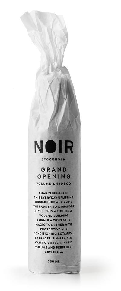 Noir Grand Opening Volume Shampoo 250 ml