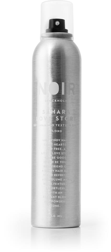 Noir Sahara Love Story Dry Shampoo for Blondes 250 ml