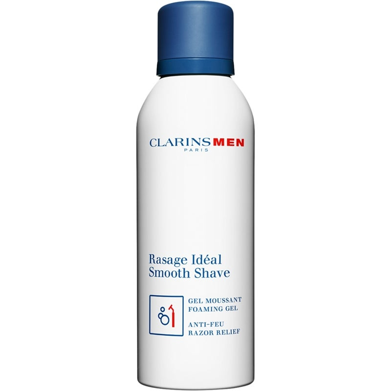 Clarins Men Smooth Shave Foaming Gel 150 ml