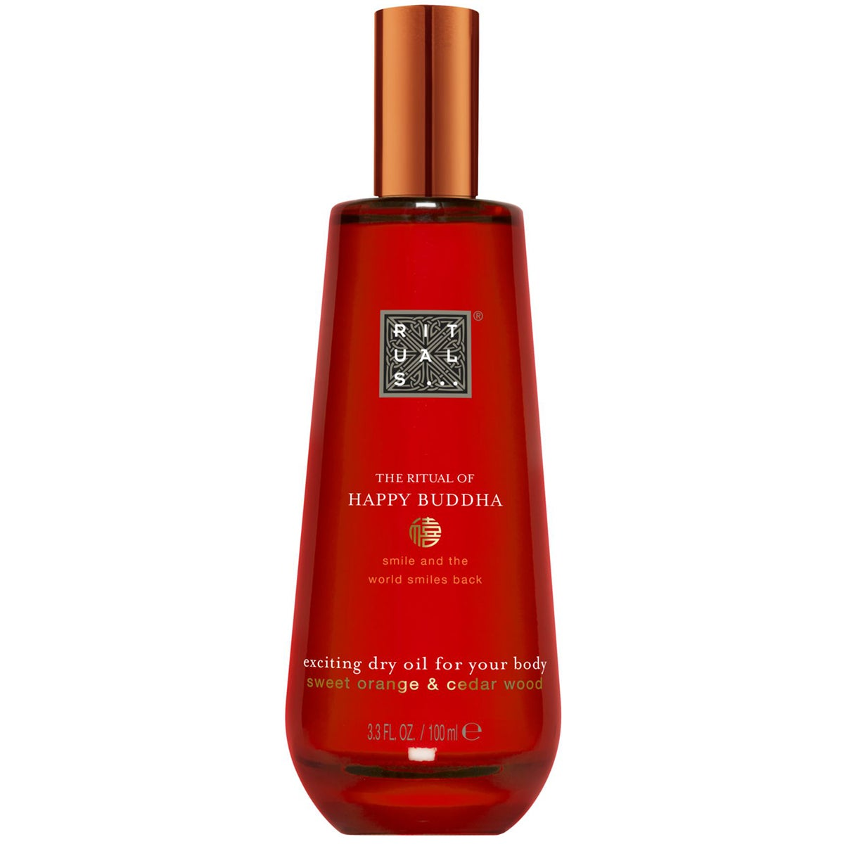 Rituals The Ritual Of Happy Buddha Dry Oil