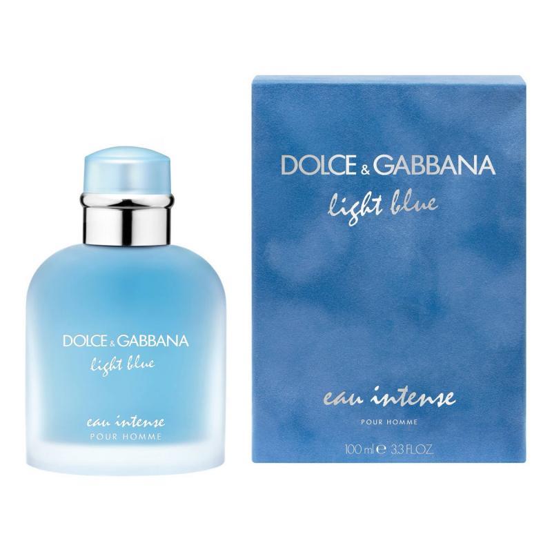 Dolce Gabbana Light Blue Eau Intense Pour Homme EdP