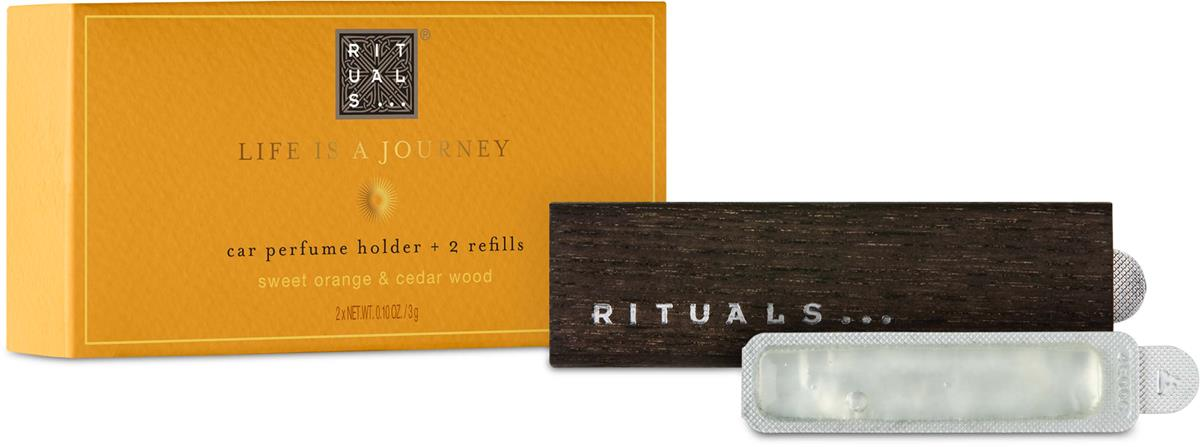 Rituals Mehr Life is a Journey Car Perfume