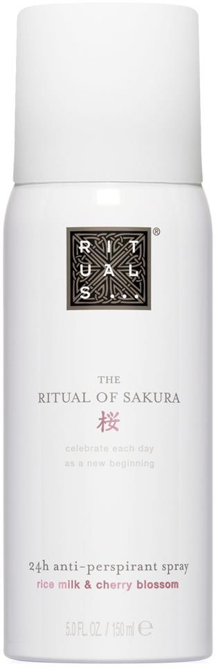 Rituals The Ritual Of Sakura Anti-Perspirant Spray 150 ml