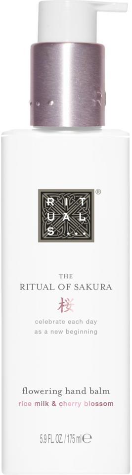 Rituals The Ritual Of Sakura Hand Balm 175 ml